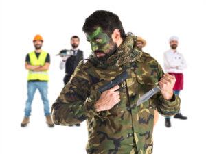 تفکیک جرم نظامی و عمومی