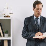 .وکیل پایه یک دادگستری