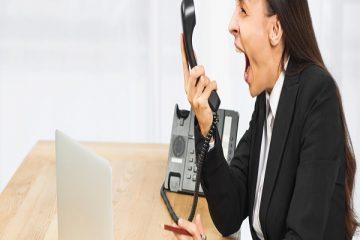 جرم مزاحمت تلفنی