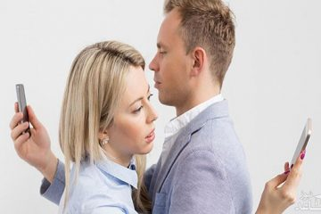 رابطه نامشروع از طریق پیام