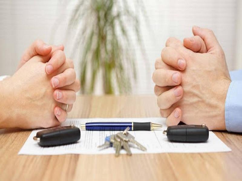 ارث - طلاق رجعی