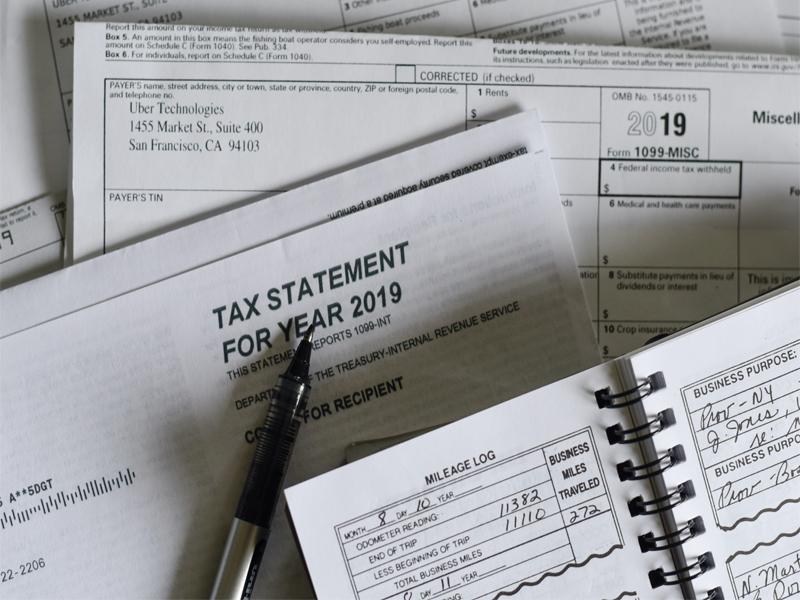 قوانین مالیاتی | قانون مالیات