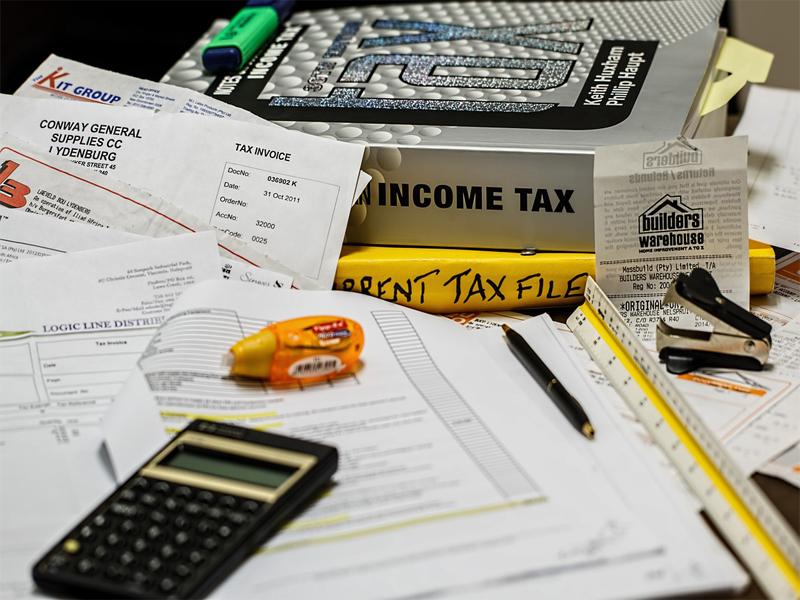 اختلافات مالیاتی